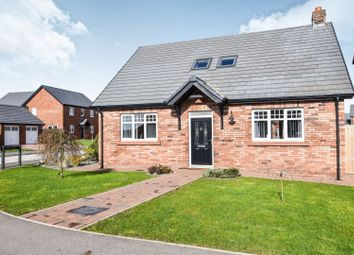 Thumbnail 3 bed detached bungalow for sale in Keekle Meadows Road, Cleator Moor