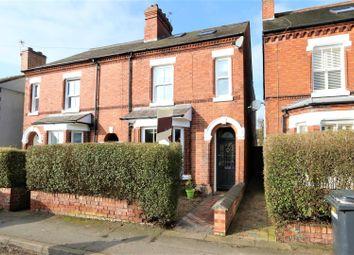 Thumbnail 4 bed detached house for sale in Lower Packington Road, Ashby-De-La-Zouch