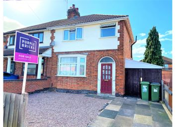 3 bed semi-detached house for sale in Edith Avenue, Braunstone Town LE3