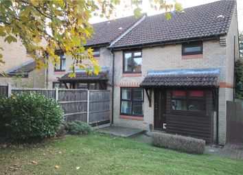 Thumbnail 1 bed end terrace house for sale in Rowhurst Avenue, Addlestone, Surrey
