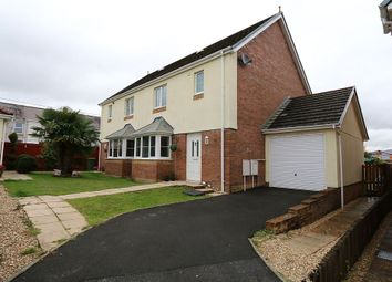 Thumbnail 3 bed semi-detached house for sale in 18, Parc Fferws, Ammanford, Carmarthenshire