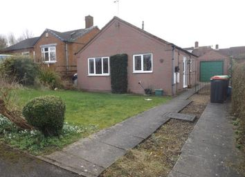 Thumbnail 2 bed bungalow for sale in Fackley Way, Stanton Hill, Sutton-In-Ashfield