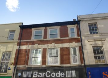 Thumbnail 1 bed flat to rent in Flat 2, High Street, Merthyr Tydfil