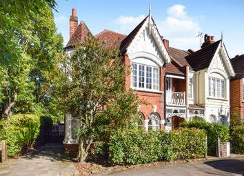 Thumbnail 3 bedroom flat for sale in Richmond Avenue, London