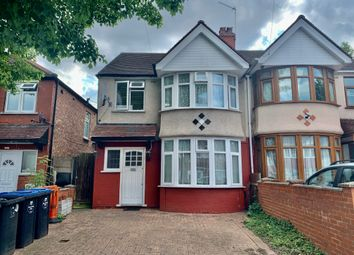 Thumbnail 4 bed semi-detached house to rent in Lancelot Avenue, Wembley