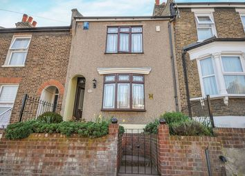 Thumbnail 3 bed terraced house for sale in Bramblebury Road, Plumstead Common, London