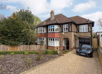Thumbnail 5 bed semi-detached house to rent in Lovelace Road, Dulwich, London