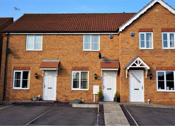 Thumbnail 2 bed town house for sale in Clay Cross Drive, Mansfield