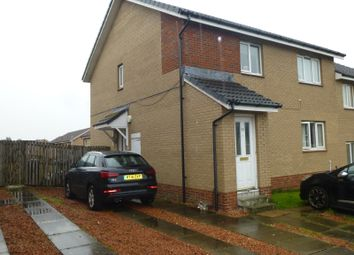 Thumbnail 2 bed flat for sale in Thrashbush Road, Airdrie