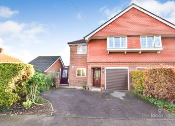 Merland Rise, Epsom KT18. 4 bed semi-detached house for sale