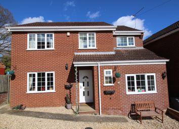 Thumbnail 4 bed detached house for sale in Laburnham Avenue, Taverham