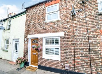 Thumbnail 2 bed terraced house for sale in Front Street, Slip End, Luton