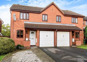Thumbnail 3 bedroom semi-detached house for sale in Nightingale Avenue, Oxford