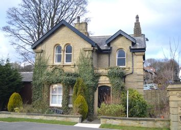 Thumbnail 3 bedroom detached house for sale in Luck Lane, Marsh, Huddersfield