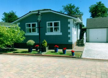 Thumbnail 2 bed mobile/park home for sale in Millbanks, Nepgill Park, Bridgefoot, Workington, Cumbria, 1Wb