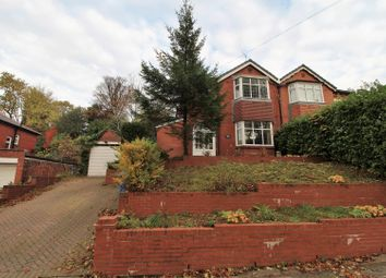 Thumbnail 3 bed semi-detached house for sale in East Crescent, Middleton, Manchester