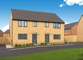 """Thumbnail 3 bed property for sale in """"The Cypress"""" at Chamberlain Way, Peterborough"""