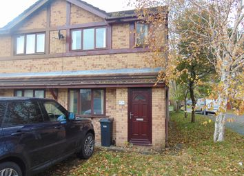 Thumbnail 2 bed semi-detached house to rent in Spinning Meadow, Bolton