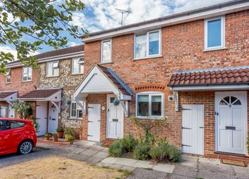 Thumbnail 2 bed terraced house for sale in Barn Field, Yateley, Hampshire
