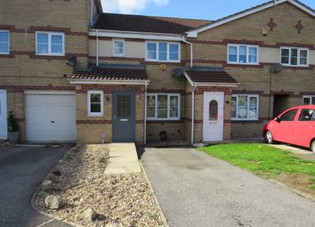 Thumbnail 3 bed terraced house for sale in Pinderfield Close, Hull