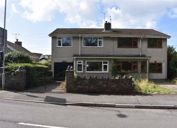Thumbnail 3 bed semi-detached house for sale in Manselfield Road, Swansea