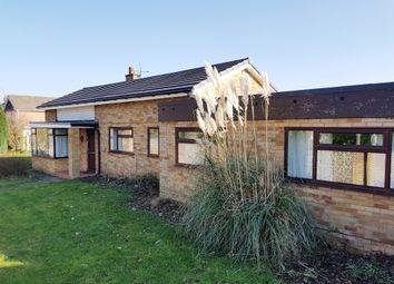 Thumbnail 4 bed detached bungalow for sale in Armthorpe Drive, Little Sutton, Ellesmere Port