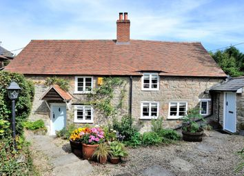 Thumbnail 4 bed cottage for sale in Ladyfield Cottage, High Street, Bourton, Dorset