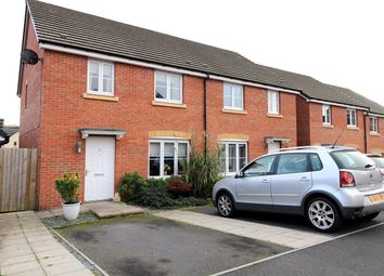 Thumbnail 3 bed semi-detached house for sale in Maplewood, Langstone, Newport