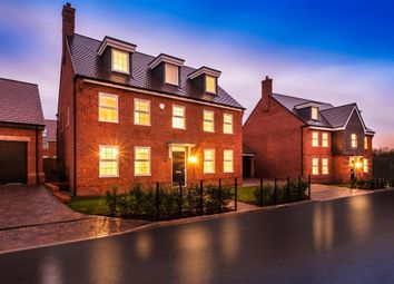 """Thumbnail 5 bedroom detached house for sale in """"Skeaping House"""" at Wedgwood Drive, Barlaston, Stoke-On-Trent"""