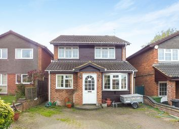 Thumbnail 4 bedroom detached house for sale in Lilac Way, Harpenden