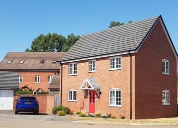 Thumbnail 3 bed detached house for sale in Wattes Close, Alvechurch, Worcestershire