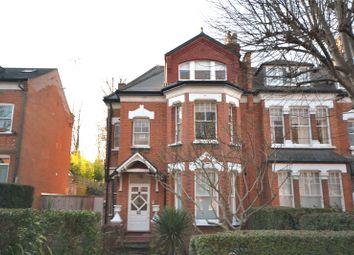 Thumbnail 3 bed maisonette for sale in Coolhurst Road, Crouch End, London