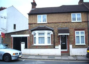 Thumbnail 3 bed end terrace house to rent in Osbourne Road, Watford