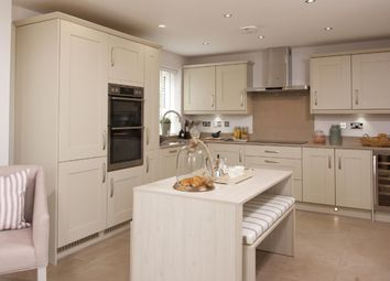 "Thumbnail 5 bed detached house for sale in ""Stratford"" at West End Lane, Henfield"