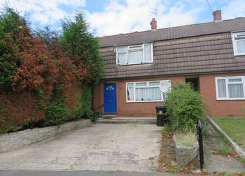 Thumbnail 3 bed terraced house for sale in Silverhill Road, Henbury, Bristol