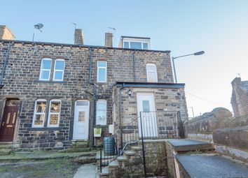 Thumbnail 2 bed end terrace house for sale in Lorne Street, Cross Roads, Keighley