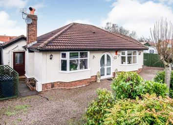 Thumbnail 3 bed bungalow for sale in Manchester Road, Woolston, Warrington, Cheshire