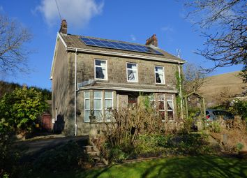 Thumbnail 5 bed property for sale in Brynogwy House, Osborne Terrace, Nantymoel, Bridgend.