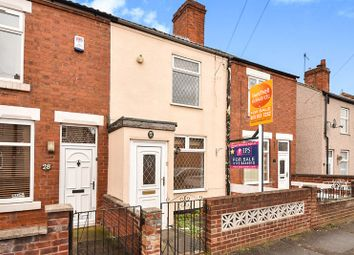 Thumbnail 2 bedroom terraced house for sale in Mill Street, Ilkeston, Derbyshire