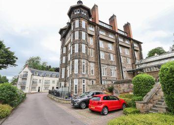 Thumbnail 2 bed flat for sale in Lady Barnett, Rockside Hall, Wellington Street, Matlock