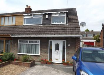 Thumbnail 3 bed bungalow for sale in Buttermere Crescent, Rainford, St. Helens, Merseyside