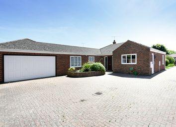Thumbnail 3 bed detached bungalow for sale in Colts Bay, Aldwick, Bognor Regis