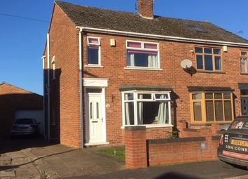 Thumbnail 3 bed semi-detached house for sale in Dewsbury Avenue, Scunthorpe
