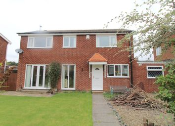 Thumbnail 4 bed detached house for sale in Marlow Way, Newcastle Upon Tyne