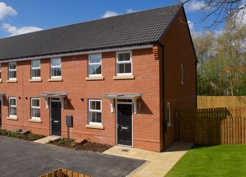 Thumbnail 2 bed terraced house for sale in The Winton, St Mary's Gate, Stafford