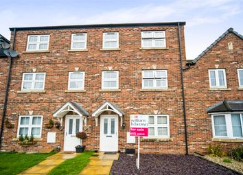 Thumbnail 4 bed town house for sale in Fusilier Way, Kirton Lindsey, Gainsborough