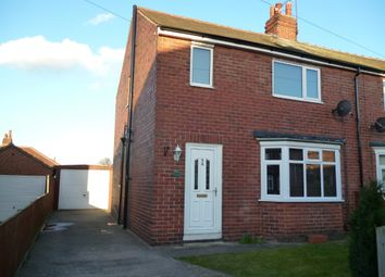 Thumbnail 3 bed semi-detached house to rent in St. Josephs Mount, Pontefract