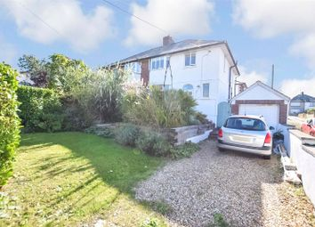 Thumbnail 4 bed semi-detached house for sale in Valley Road, Bude