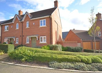 Thumbnail 3 bed semi-detached house for sale in Betony Rise, Warfield, Bracknell