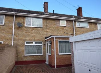 Thumbnail 3 bed terraced house to rent in New Park Estate, Stainforth, Doncaster